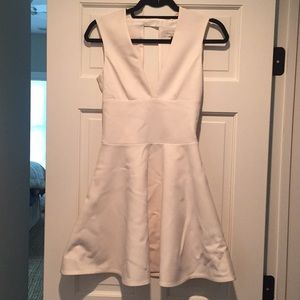 Off White Cocktail Dress